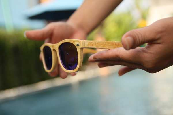 Bamboo Sunglasses Collection