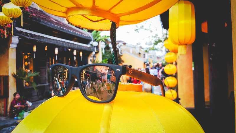 Semi Wooden & Bamboo Sunglasses