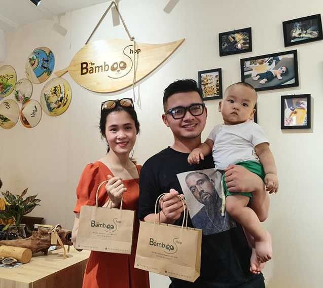 Feel the comfortable atmosphere at The Bamboo Shop